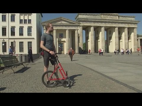 Ένα νέο ποδήλατο έκανε την εμφάνισή του στο Βερολίνο – science