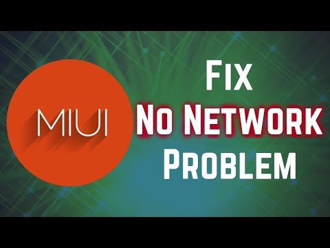 How to Fix No Network Issue in Redmi Note 3, 3S or Any Xiaomi Phone [HINDI]