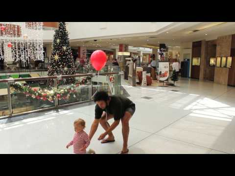 How to Go Christmas Shopping With a Baby