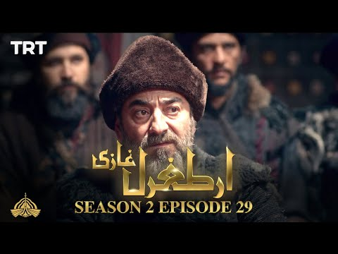 Ertugrul Ghazi Urdu | Episode 29| Season 2