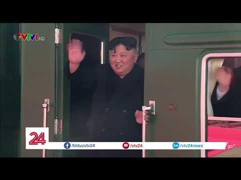 Chủ tịch Triều Tiên lên tàu hỏa đến Hà Nội @ vcloz.com
