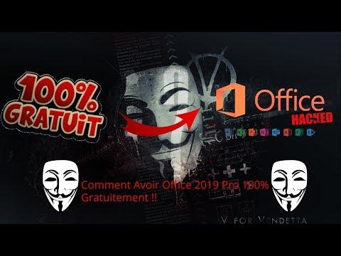 (Crack) Comment Avoir Microsoft Office Pro 2019 100% Gratuitement !!!!!
