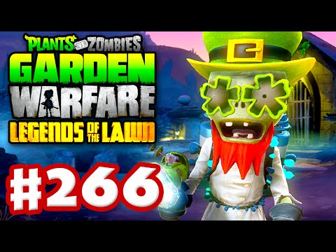 scientist - Thanks for every Like and Favorite! They really help! This is Part 266 of the Plants vs Zombies: Garden Warfare Gameplay Walkthrough for the PC! It includes the new Legends of the Lawn DLC...