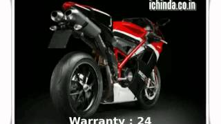 9. 2012 Ducati 848 EVO Corse SE Specs and Review