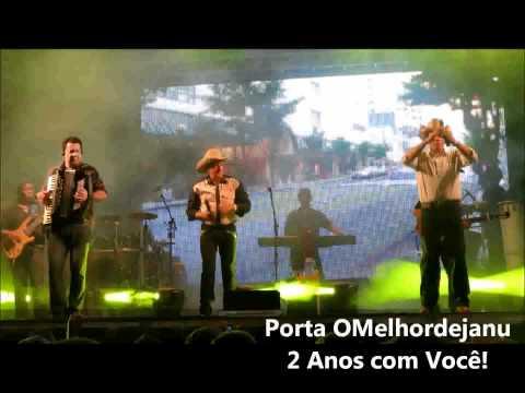Trio Parada Dura em São João das Missões   Fuscão Preto   Portal Omelhordejanu