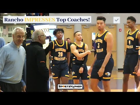 Dominick Harris & Mobley Brothers THRASH Top Ranked Wasatch Academy IN FRONT of COLLEGE COACHES!!!
