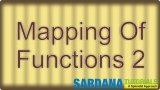 Mapping Of Functions 2