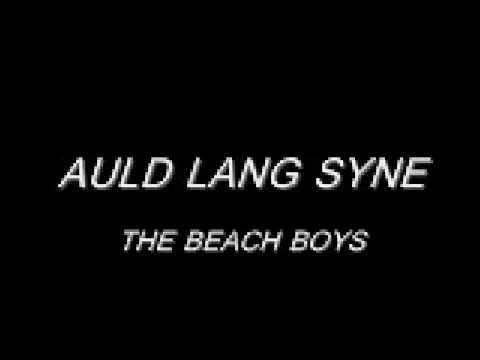 Video de Auld Lang Syne de The Beach Boys