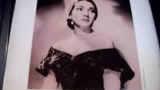 """Video Maria Callas - """"Ebben ? ne andrò lontana"""" - La Wally MP3, 3GP, MP4, WEBM, AVI, FLV Agustus 2018"""