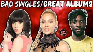Video 7 BAD SINGLES FROM FANTASTIC ALBUMS MP3, 3GP, MP4, WEBM, AVI, FLV Mei 2018