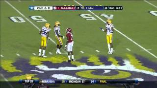 Anthony Steen vs LSU (2012)