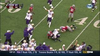 Desmond Trufant vs Washington State (2012)