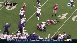 Desmond Trufant vs Washington State (2012)