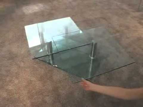 Furniture Review: K 500 Contemporary Coffee Table by Matthias Fischer