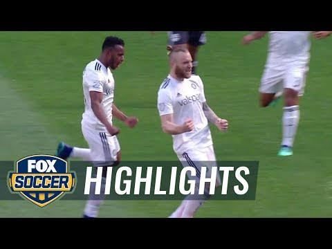 New York Red Bulls vs. Chicago Fire | 2018 MLS Highlights