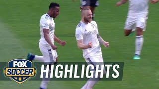 New York Red Bulls vs. Chicago Fire   2018 MLS Highlights by FOX Soccer