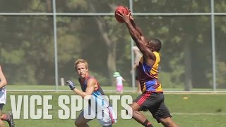 The Australian Bringing Former NFLers to Aussie Rules
