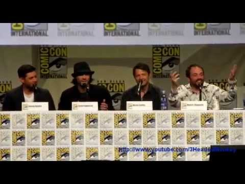 Clip - Clip taken from the Supernatural panel at SDCC '14.