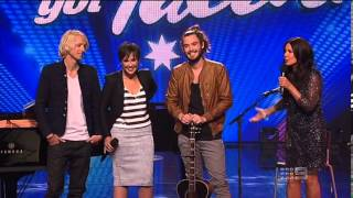 Uncle Jed - Australia's Got Talent 2013 - The Semi-Finals [FULL]