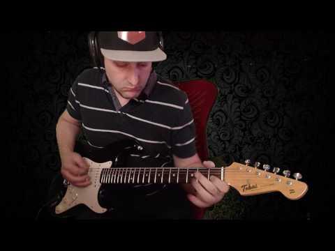 Tokai Goldstar Sound Guitar - Little Wing (SRV style)