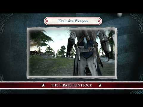 New Assassin's Creed 3 Video Shows Off the Special Edition
