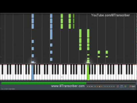 LMFAO – Party Rock Anthem (Piano Cover) by LittleTranscriber