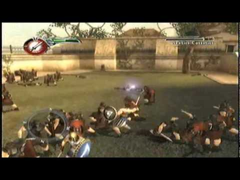 Spartan : Total Warrior Xbox