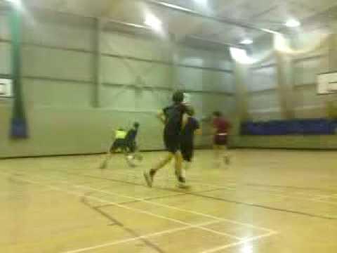 TBGS basketball match (Students vs Teachers)