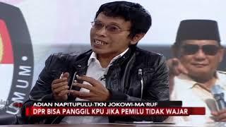 Video Adian Napitupulu 'Mereka tidak siap kalah & tahu pasti kalah maka mengancam dengan People Power' MP3, 3GP, MP4, WEBM, AVI, FLV April 2019