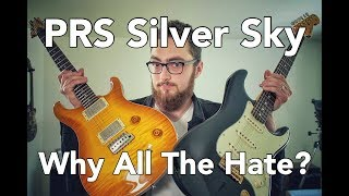Video PRS John Mayer Silver Sky, The Most Polarizing Guitar EVER. MP3, 3GP, MP4, WEBM, AVI, FLV Mei 2018