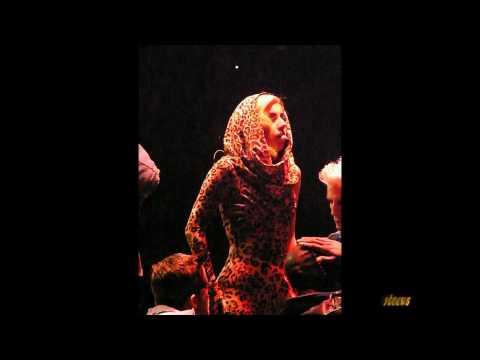 Lady gaga pics singing alejandro had a sml nipple slip pics