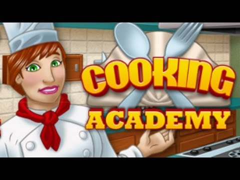 Cooking Academy SD(Updated) - IPhone Gameplay Video