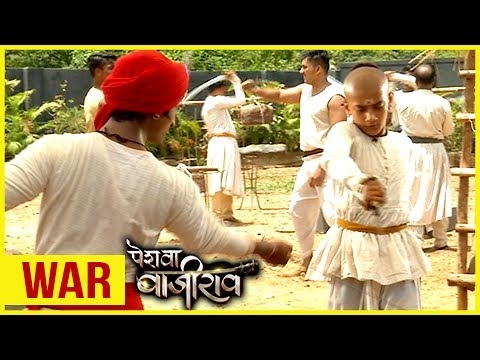 Baji Prepares Himself For WAR With Chandrasen | Pe