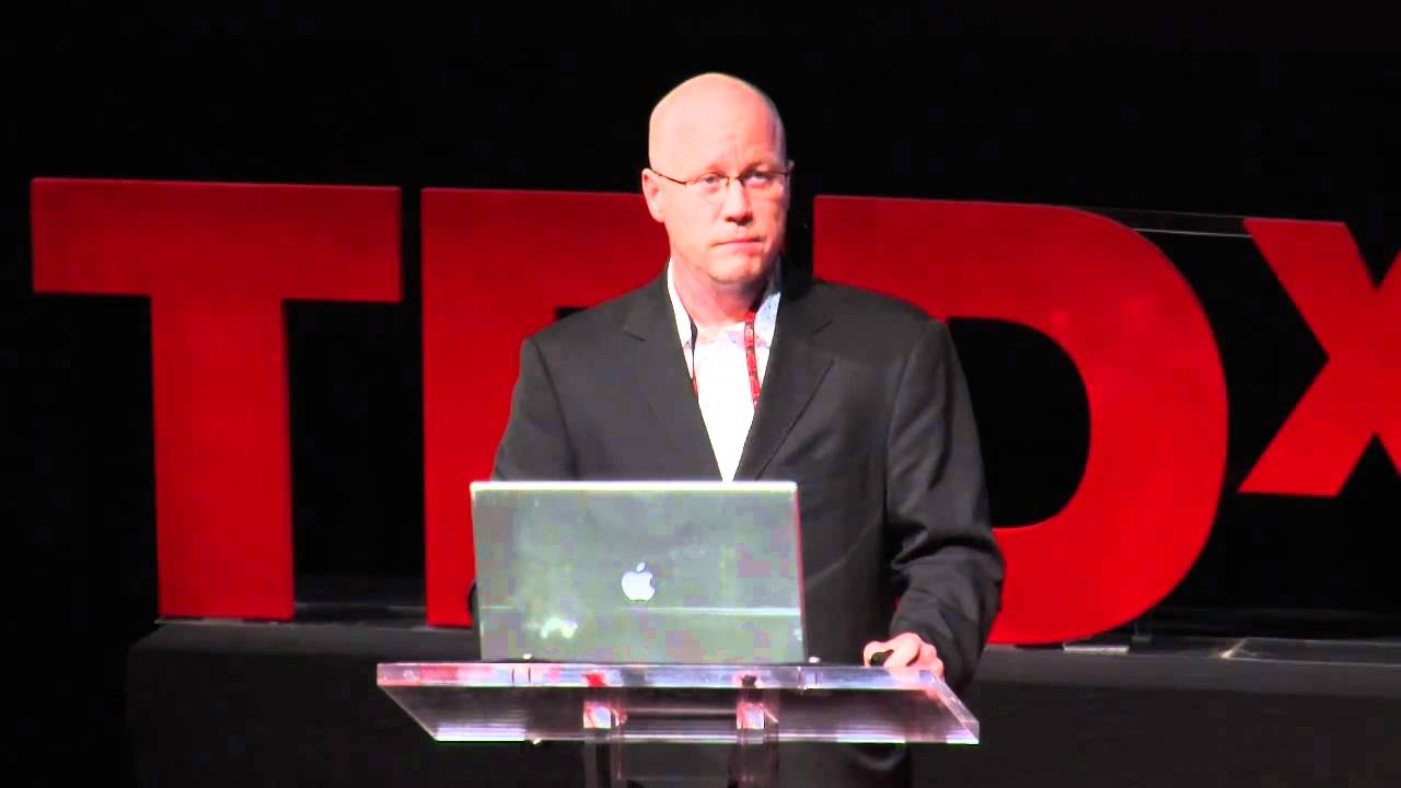 Tim McDonald lecture at TedX MidAtlantic