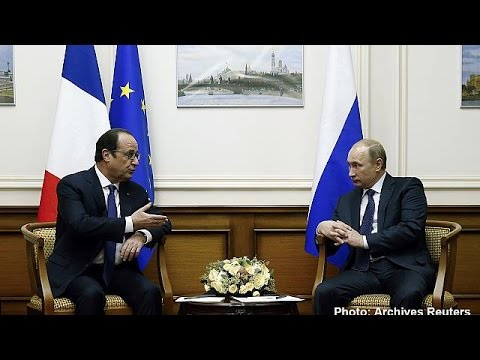 Γαλλία -Ρωσία: Σκληρό διπλωματικό πόκερ για τη Συρία