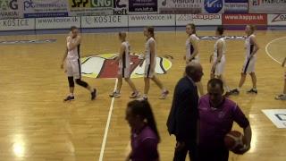 Kibirkstis Vilnius vs Pszczolka Polski-Cukier AZS UMCS Lublin – EEWBL 01.04.17 Kosice