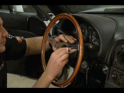 Nardi Wood Classic Steering Wheel for Miata MX-5 Roadster