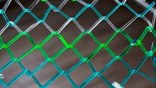 HOW TO MAKE A NET OF PLASTIC BOTTLES / Brilliant Ideas Video