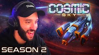 Cosmic Sky: A NEW AGE (Season 2: Episode 1)