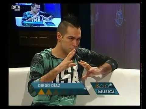 Diego Díaz video Entrevista CM - Junio 2015