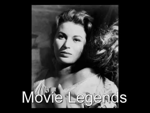 Movie Legends - Silvana Mangano