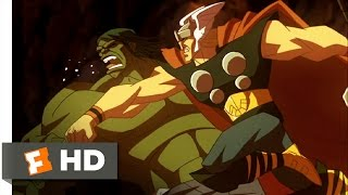 Nonton Hulk Vs   2009    Thor And Loki Team Up Scene  5 5    Movieclips Film Subtitle Indonesia Streaming Movie Download