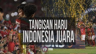Video WOW!! INI SELEBRASI TIMNAS INDONESIA JUARA AFF U16 FULL MP3, 3GP, MP4, WEBM, AVI, FLV April 2019