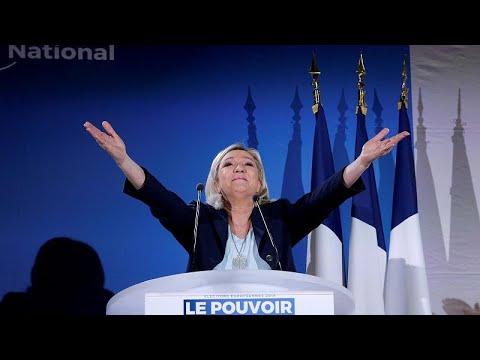 Οι λόγοι που επικαλείται η Λε Πεν για να την ψηφίσουν