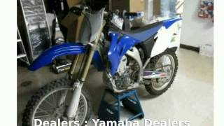 6. 2008 Yamaha YZ 250F - Review & Details