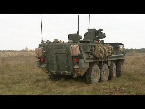 ΗΠΑ: Αυξάνουν την στρατιωτική παρουσία στην Ανατολική Ευρώπη