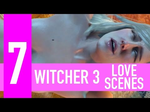 7 hottest Witcher 3 love scenes
