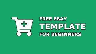 Video Free eBay Template for Beginners - Create Professional eBay Listings MP3, 3GP, MP4, WEBM, AVI, FLV Februari 2019