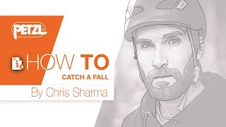 HOW TO catch a fall - Chris Sharma by Petzl Sport