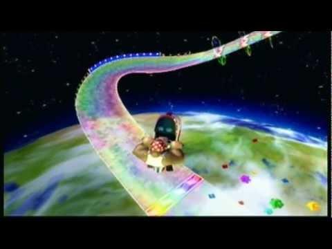 [MKWii] Rainbow Road Olympics (HD)